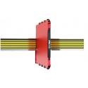 Convertisseur duplicateur isolé mA/V, montage rail DIN, configurable, alimentation 24Vcc 3109