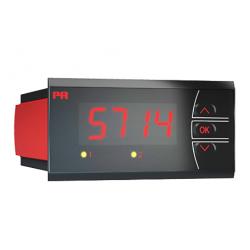 Indicateur numérique configurable format 48x96 mm