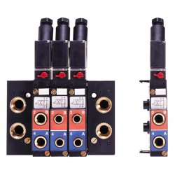 Ilot pneumatique modulaire pour systèmes pneumatique