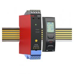 Isolateur de signal tout ou rien pour zone Atex S.I. [EX ia]