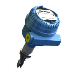 Détecteur de niveau liquide à lames vibrantes avec auto-vérification