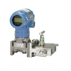 Transmetteur de pression différentielle application process industriel avec signal de sortie 4/20mA