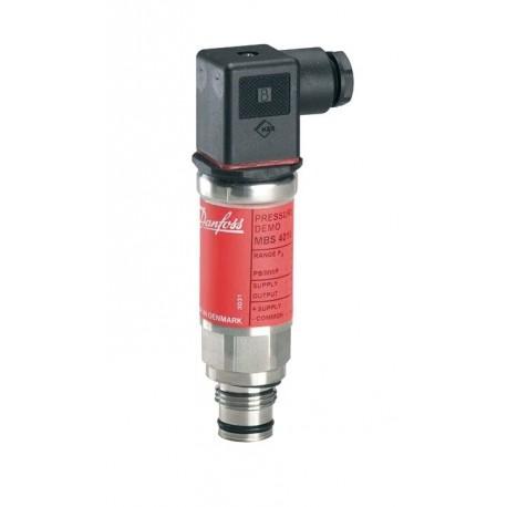 Transmetteur de pression MBS 4010 DANFOSS a membrane affleurante