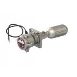Contacteur magnétique de niveau à flotteur application submersible