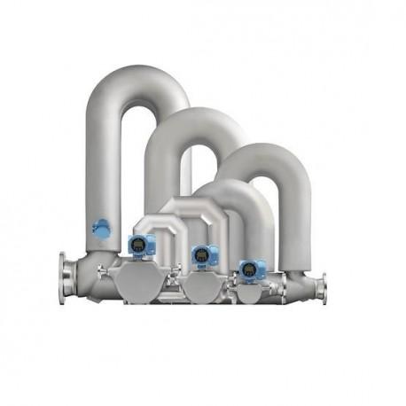 Débitmètre vortex pour mesure de débit volumique de liquide, gaz et vapeur