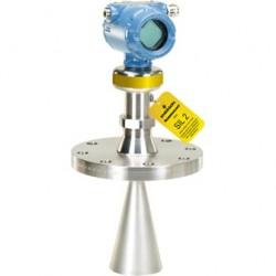 Transmetteur de niveau radar à ondes pulsées sans contact, haute performance