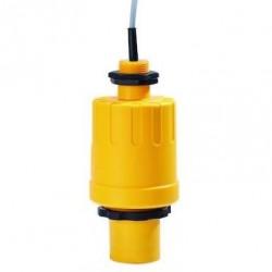 Transmetteur de niveau à ultrasons, sans contact, étanche & configurable