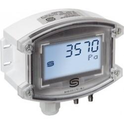 Pressostat et transmetteur de pression différentielle d'air avec afficheur numérique