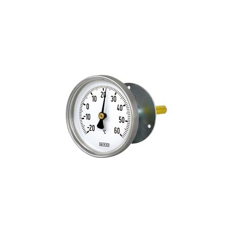Thermomètre bimétallique à cadran boitier aluminium A48