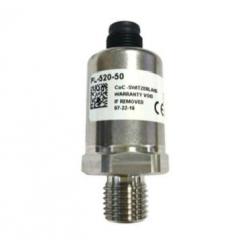 Transmetteur de pression compact sortie 4/20mA pour fluides frigorigènes à pression élevée