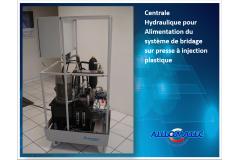 Etudes et réalisations de vos centrales hydrauliques