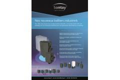 Sontay - Nouveaux boitiers, Nouvelles références