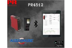 PR4512, votre console de configuration Bluetooth